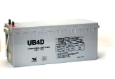 UPG UB-4D Sealed Lead Acid (GEL) Battery- 12 volt 180 amps