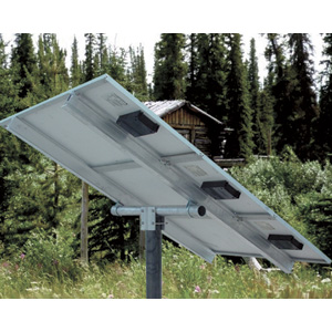 885W Off Grid Solar Electric System with Top of Pole Mount (price includes shipp