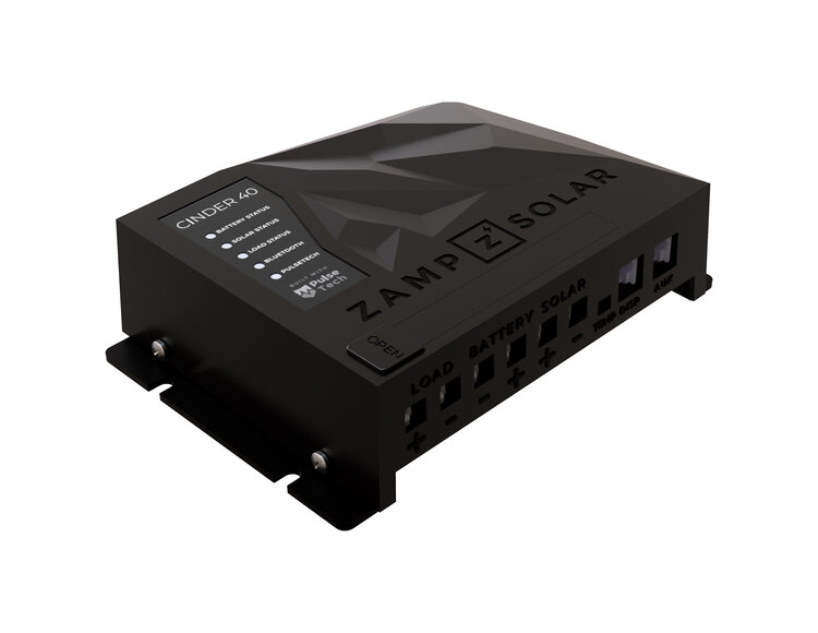 Zamp Solar Cinder 40 PWM Charge Controller