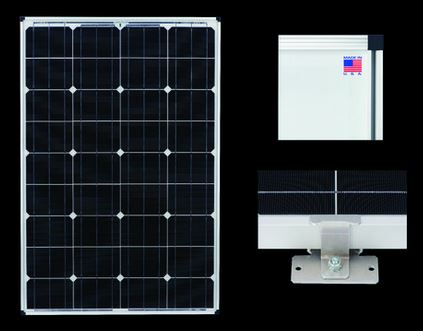 Zamp Solar Zs Us Ex 100 Dx 100 Watt Rv Expansion Kit