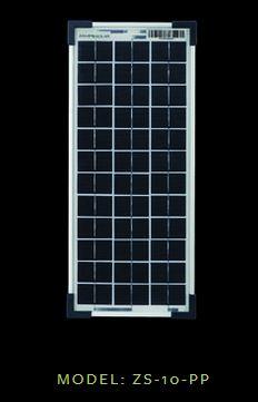 Zamp Solar 10w Solar Panel Zs 10 Pp