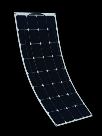 Zamp Solar 100w Flexible Solar Panel