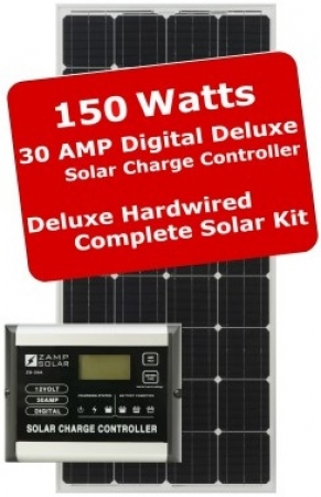 Zamp Solar Zs Ex 160 160 Watt Rv Expansion Kit