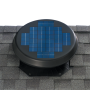 Solar Star Roof Solar Attic Fan / Vent Low Profile Model by SolaTube RM1600